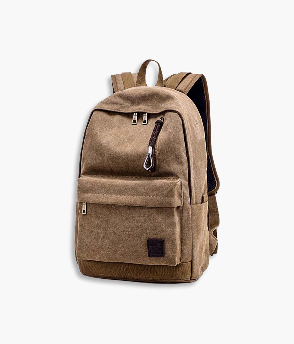 Heavy Duty Canvas Backpack