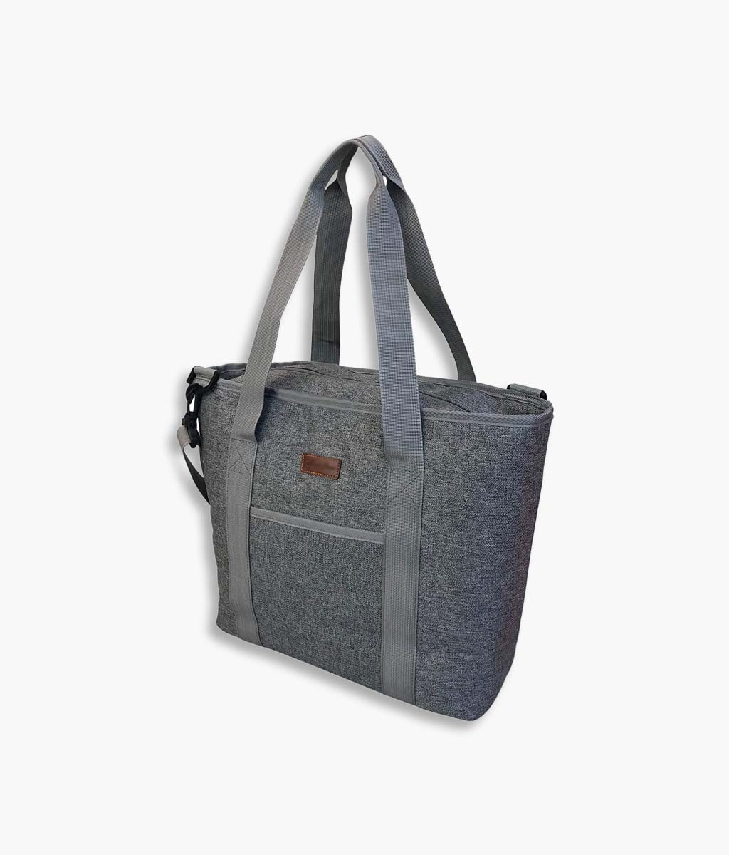 Collapsible Cooler Tote Bag Carrier